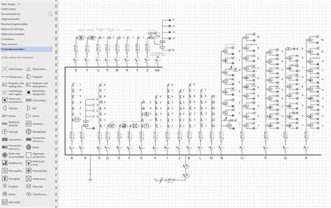 tous les formes rgie pour visio qelectrotech autocad et
