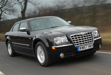 Used Chrysler 300c Review