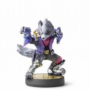Wolf Smash Bros Ultimate Amiibo Up On Best Buy Nintendo