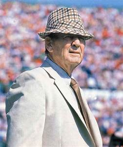 10 Bear Bryant Quotes For Alabama Fans On 10/10/10 ...
