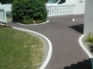 des astuces pour la decoration interieure allees de With allee de jardin en beton
