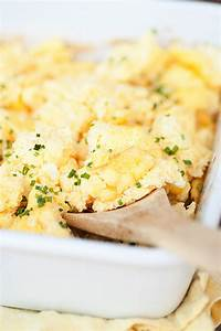 Baked Scrambled Eggs Recipe: Breakfast with a Delicious Twist