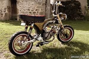Garage Dax : le spigaou dax de nicolas mopeds honda and scooters ~ Gottalentnigeria.com Avis de Voitures