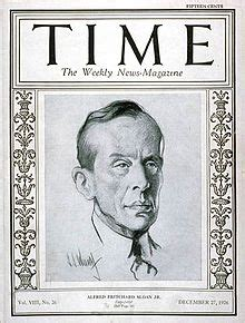 Alfred P. Sloan — Wikipédia