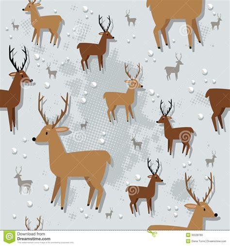 best photos of christmas reindeer patterns free reindeer