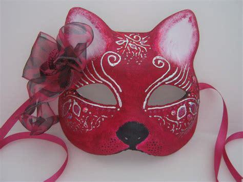 venetian cat mask sale cat mask fancy dress masks uk feline by