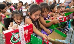 Why we need $10 per shoebox | Samaritan's Purse Australia ...