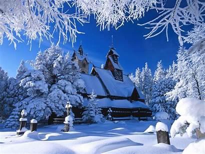 Winter Desktop Wallpapers Computer Nature Background Pc