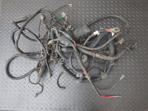 91 Jeep Wire Harnes by 92 95 Wrangler Yj 2 5 4cyl Engine Wire Harness Mpi Best