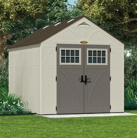 big plastic sheds 8x10 shed who has the best