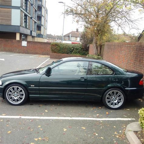 Bmw Mileage by Bmw E46 Coupe In Oxford Green 79k Mileage In Kenton