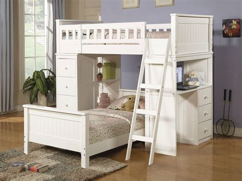 beds that have a desk underneath making loft bunk bed with desk underneath babytimeexpo
