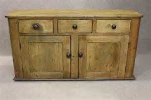 Antique Pine Sideboard by Pine Sideboard Antiques Atlas