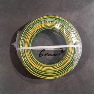Section Fil Electrique : cable electrique 6mm2 rigide capteur photo lectrique ~ Melissatoandfro.com Idées de Décoration