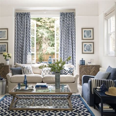 Room Ideas Blue And White by Best 25 Blue Living Rooms Ideas On Blue And