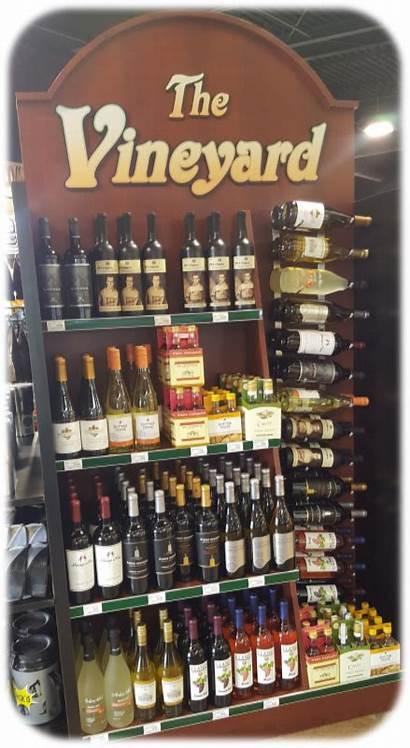 Vineyard Convenience Stores Selection Wine Choose Always