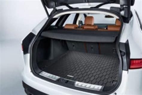 jaguar  pace boot mat liner