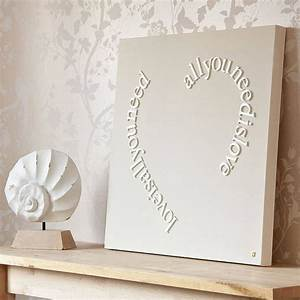 pin by laura dalto on crafty pinterest With wooden letters on canvas