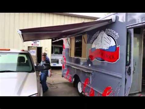 awning  food trucks youtube