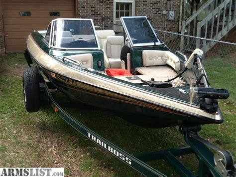 Cajun Bass Boat Accessories by Armslist For Sale Cajun Fish Ski Boat