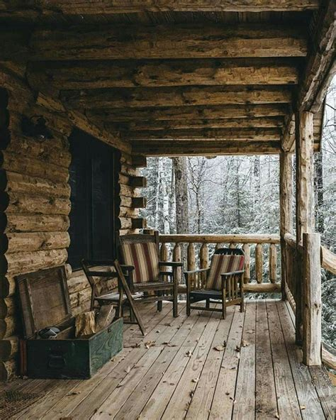 Splendid Tips to create your rustic log cabins in the