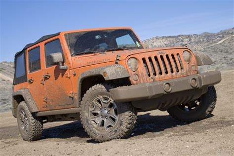2013 Jeep Wrangler Unlimited Rubicon 4x4