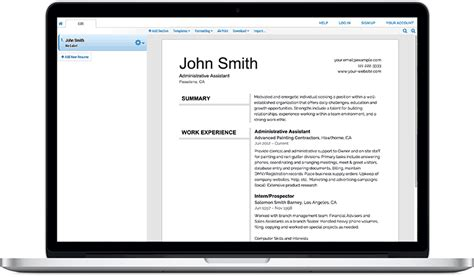 Resume Generator by Resume Archives The Resume Writers