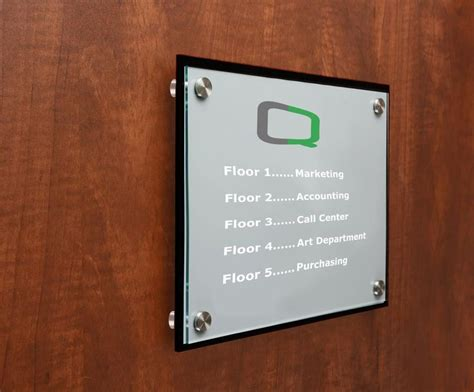 images  indoor signage solutions  pinterest