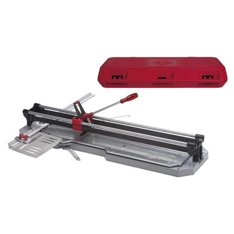 home depot glass tile cutters qep 35 in rip and 24 in diagonal porcelain and ceramic