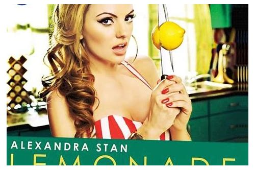 fileshare download alexandra stan lemonade