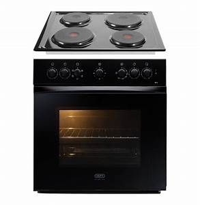 Defy 600 Mm Slimline Undercounter Oven And Solid Hob Set