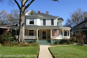 wrap around porch hton pinckney historic preservation area greenville daily photo