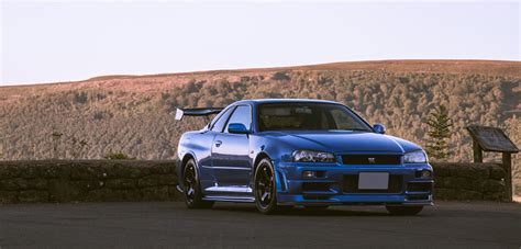 Liam's Modified Nissan Skyline R34 Gtr #nismoperformance