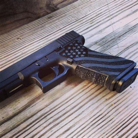 glock stippling guns american maryland chasse firearms pistolets
