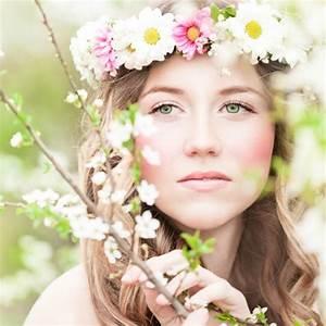 Braut Make Up Selber Machen : f r sommerbr ute blumenkranz f r die haare zum selbermachen ~ Udekor.club Haus und Dekorationen