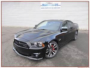 Madness Us Car : dodge charger srt 8 2013 ~ Medecine-chirurgie-esthetiques.com Avis de Voitures