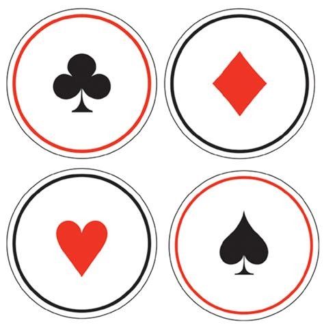 poker card symbols clipartsco
