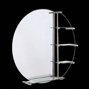 Miroir Rond Salle De Bain : miroir pour sanitaires comparez les prix pour ~ Nature-et-papiers.com Idées de Décoration