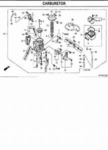 Wiring Diagram  8 Honda Foreman 500 Carburetor Diagram