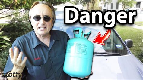 Don't Buy Cars That Use This New Type Of Refrigerant In