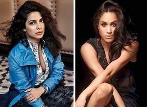 Priyanka Chopra REVEALS deets on Meghan Markle's life ...