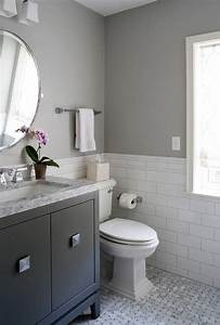 gray bathroom ideas for relaxing days and interior design With grey painted bathrooms