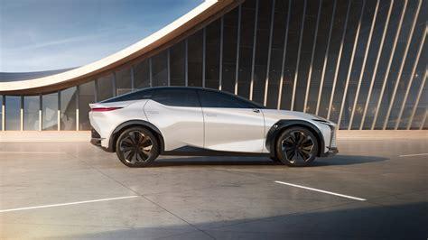 Lexus Unveiled its LF-Z Electrified Concept Car | Universe ...