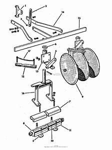Allis Chalmers B Parts Diagram