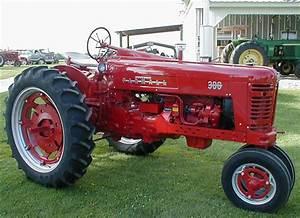 Farmall 300 Gas Tractor For Sale
