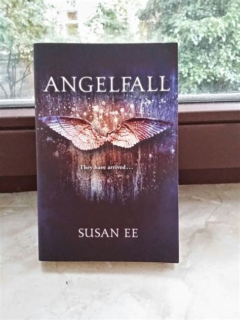 s bookmark angelfall by susan ee booktalk