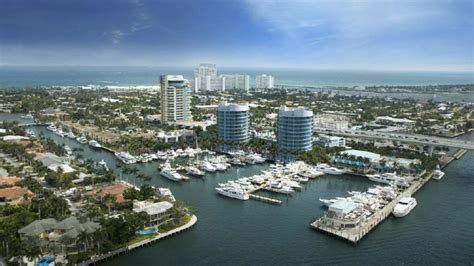 Pier Sixty Six Hotel Marina by Blackstone Sells Fort Lauderdale S Hyatt Regency Pier