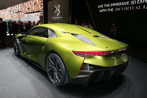 ds trademarks e tense moniker sports car could join the lineup