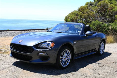 Fiat 124 Spider by 2017 Fiat 124 Spider Review Digital Trends
