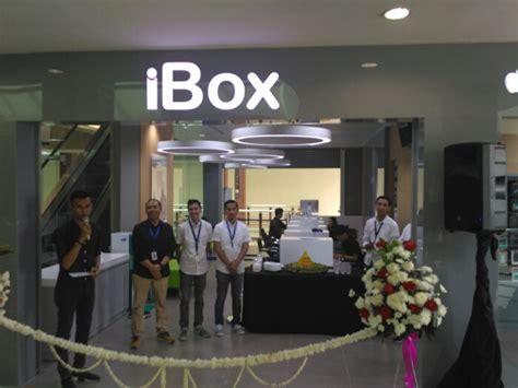 service center ibox   dibuka  menteng swacoid